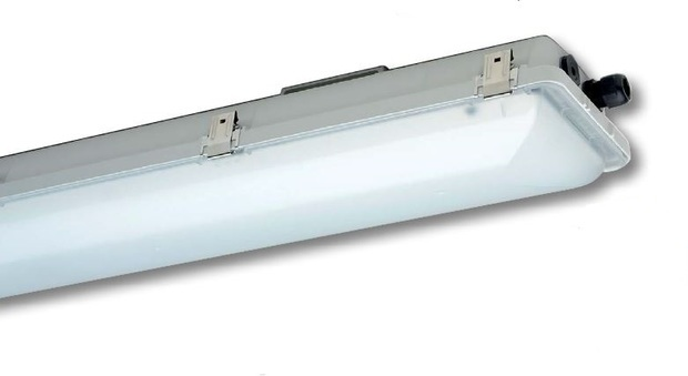 nD866 LED Valaisin Ex Zone 2