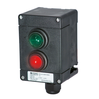 GHG411 82 / Two-position control switch