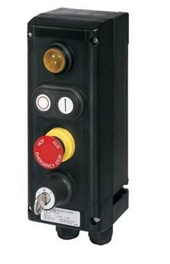 GHG434 / Four-position control switch